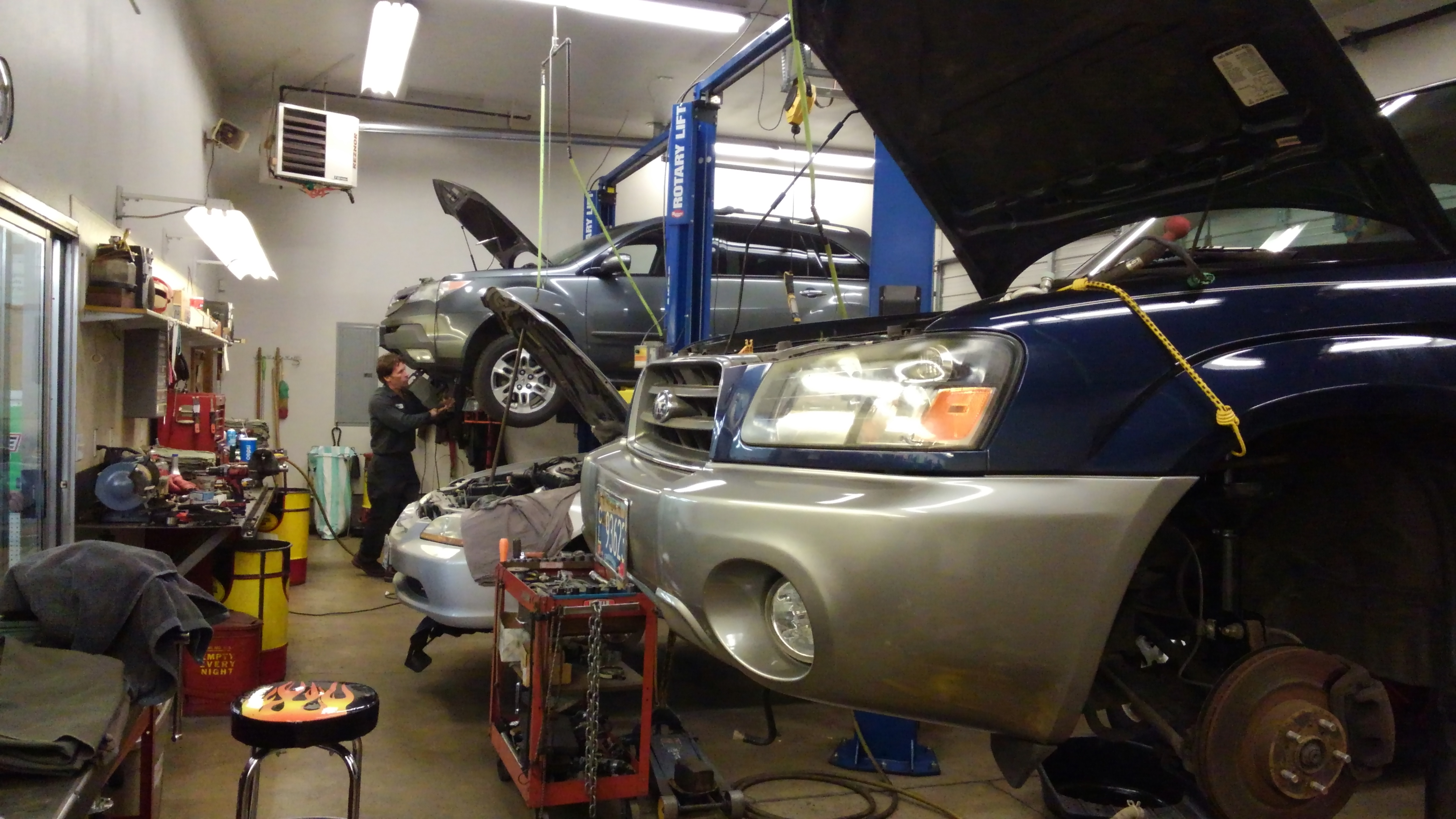 auto repair shop in gresham